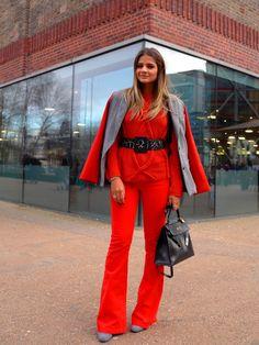 Face Hunter: LONDON - #fashion week aw 13, day 3, 02/17/13