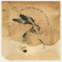 Listening Hare -