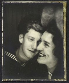 #vintage #photobooth #sailor