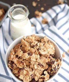 Coconut Almond Chocolate Chip Granola - 5BoysBaker