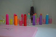 Petite puppet: Mi colección de labiales Baby Lips. Swatches.
