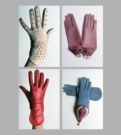 Mani Mani Causse gloves limited edition
