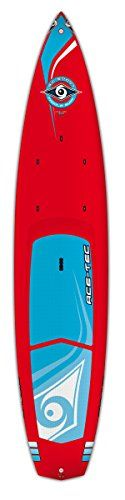 BIC Sport ACETEC Wing Stand Up Paddleboard Gloss RedWhite 126 *** Click the VISIT button to find out more