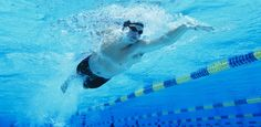 A Swim Workout for Beginners