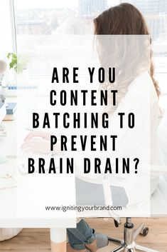 Do you sometimes feel like your brain has a million tabs open? Learn why content batching prevents brain drain by clicking the link! Marketing Budget, Small Business Marketing, Marketing Plan, Content Marketing, Instagram Tips, Business Planning, Budgeting, Brain, How To Plan
