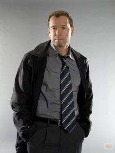 Donnie Wahlberg es Danny Reagan en 'Blue Bloods'