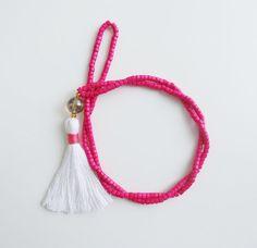 10% Off  Coupon Code : THANKYOU  Long necklace by MontradaCarolina