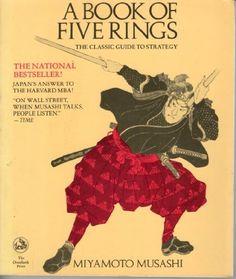 A Book of Five Rings by Miyamoto Musashi, http://www.amazon.com/dp/0879511648/ref=cm_sw_r_pi_dp_BbkMqb0DGX8MN
