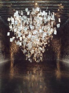 Letters of Thanks, Chiharu Shiota