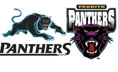 Old v New: what do you think of the new Penrith Panthers logo?