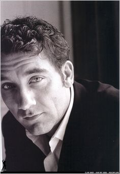 Clive Owen... Tini, how have you not pinned him yet?