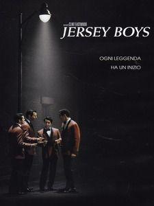 """Jersey Boys"" DVD Clint Eastwood, Jersey Boys, Rock Roll, Ibs, Bergen, Elvis Presley, Concert, Movies, Movie Posters"
