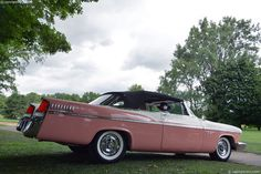 1956 Chrysler New Yorker Convertible Coupe