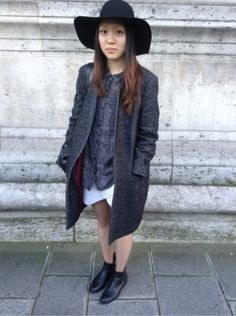 SANDRO - ASH #sandro  http://www.moodlook.com/look/2014-02-25-france-paris-17