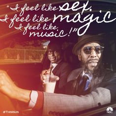 We'll have what he's having. #ThisIsUs This is Us. NBC. Family Drama. Milo Ventimiglia. Mandy Moore. Chrissy Metz. Sterling K. Brown. Justin Hartley.