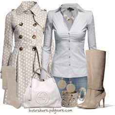 A fashion look from October 2013 featuring white blouses, KLING and Zara tights. Browse and shop related looks.