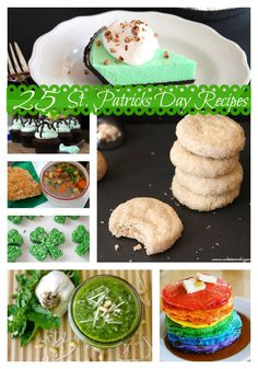 25 St. Patricks Day Recipes - Whats Cooking With Ruthie