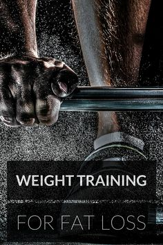 Can Weight Training Promote Fat Loss?