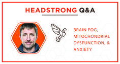 Listen to Dave and Bulletproof Coach trainer Dr. Mark Atkinson talk about hacking anxiety, brain fog, & mitochondrial dysfunction.
