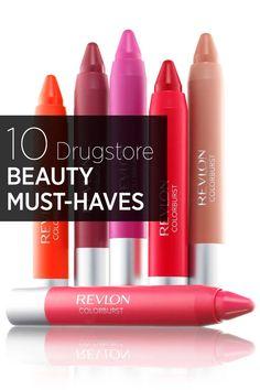 Kristen Stewart's makeup artist, Jillian Dempsey shares the must-have drugstore beauty products.