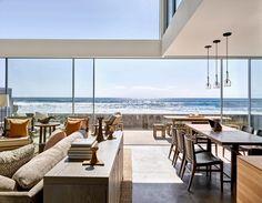 Michael Miller, Contemporary Beach House, Best Modern House Design, Small Beach Houses, Dream Beach Houses, Modern Beach Houses, Malibu Beach House, California Beach Houses, House On The Beach