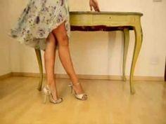 Adornos para mujeres...adornando D'Arienzo,Rachele Saluzzo tango!!! - YouTube