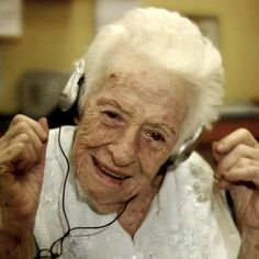 """Alive Inside"" profiles seven elderly people suffering from dementia and shows the transformation that occurs when they're given iPods loaded with their favorite songs from years ago.     Dan Cohen is the Executive Director of Music and Memory, the iPod Project, and he started it in 2006 when he was a social worker. He says it occurred to him to reach out to long-term facilities and ask who was using iPods. He discovered none were."