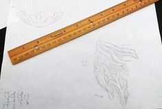 Rough sketch- designing a custom order for scales from Final Fantasy XIV . . #finalfantasy #auraxaela #FinalFantasyXIV #customorder #sketch #design #prostheticdesign #prostheticmakeup #cosplay #cosplaydesign #cosplaysketch #fantasy #scales #aurascales #finalfantasycosplay #ffxivheavensward