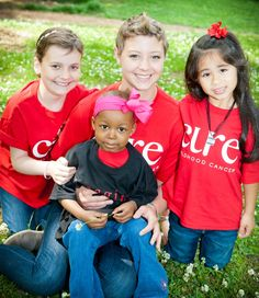 September is Cure Childhood Cancer month