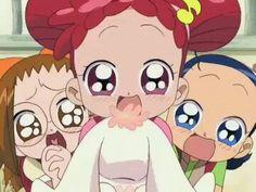 Anime Eyes, Manga Anime, Ojamajo Doremi, Kawaii, Love Images, Magical Girl, Haha Funny, Sailor Moon, Pikachu