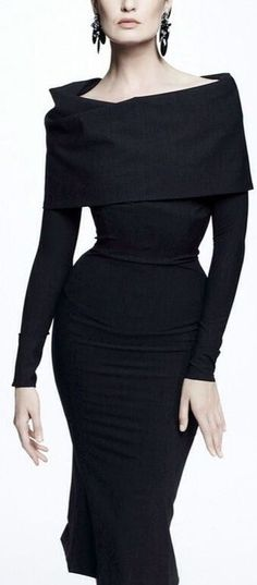 Zac Posen Resort 2013 This is MY kind of dress! Zac Posen know JUST how to design with curves in mind! Look Fashion, High Fashion, Fashion Beauty, Fashion Show, Womens Fashion, Fashion Design, Jeans Fashion, Classic Fashion, Fashion Black