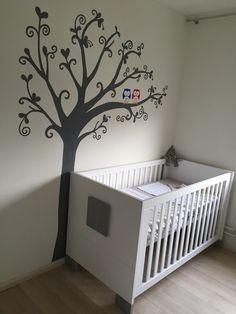 boom babykamer jongen, gemaakt door bim muurschildering. mural, Deco ideeën