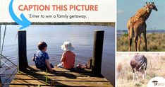 Win a Family Getaway to Kwetu, in Swellendam