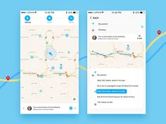 Map App   by Sunny