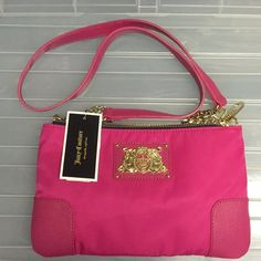 Juicy Couture Lou Lou Crossbody bag New with tag Juicy Couture Bags Crossbody Bags