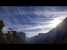 Geoengineeing Assault On Yosemite National Park ( Dane Wigington Geoengi...
