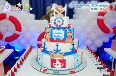 Sonho de Criança Festas Infantis: Ursinhos Marinheiros
