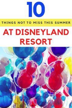 Summertime Bucket List at Disneyland Resort #Disneyland via www.disneysisters.com Orlando Travel, Downtown Disney, Summer Bucket Lists, Disneyland Resort, Disney Magic, Summertime, Make It Yourself