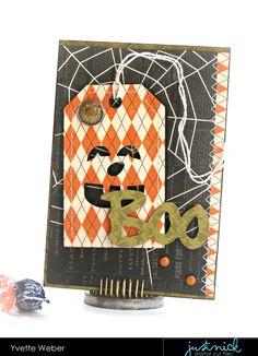Boo! - Scrapbook.com