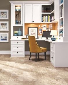 Trendy home office layout ideas floor plans study 26 Ideas Office Nook, Home Office Space, Small Office, Home Office Design, Home Office Decor, Home Design, Office Furniture, Interior Design, Home Decor