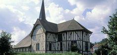 La route touristique des églises à pans de bois et vitraux (Office de Tourisme) - Lac du Der