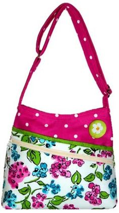 Brenda's Bag – PDF Sewing Pattern by Sewphisti-cat + How to Attach Purse Feet | PatternPile.com
