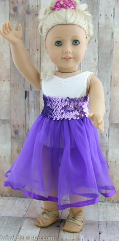 Adding a Little Sparkle to a Dance Outfit - Doll It Up