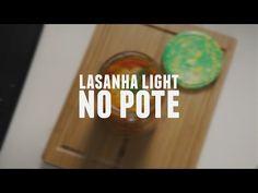 Lasanha light de beringela no pote | Dicas de Bem-Estar - Lucilia Diniz - YouTube