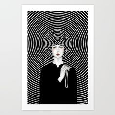 Buy Eudoxia Art Print by Sofia Bonati. Worldwide shipping available at Society6.com. Just one of millions of high quality products available.