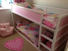 ideas to do to a girls mydal ikea bed - Google Search