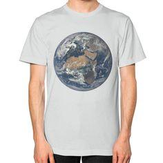 NASA Images Unisex T-Shirt Earth