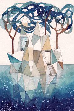"""Iceberg III"" by Gemma Capdevilla"