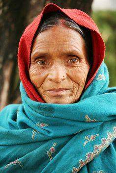 Woman from Pokhara, Nepal