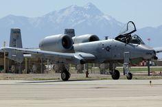 A-10A | 355FW 354FS A-10A DM/78-0684